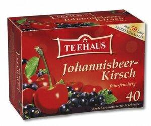 Tee: Johannisbeere-Kirsche
