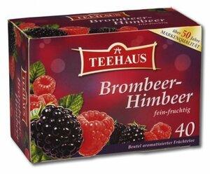 Tee: Brombeere-Himbeere