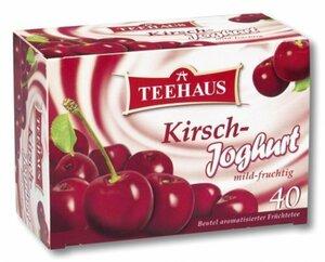 Tee: Kirsch-Joghurt