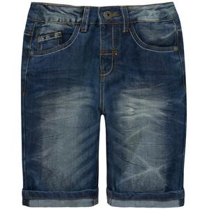 Jungen Shorts mit heller Waschung