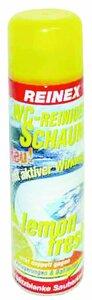 WC-Reiniger-Schaum