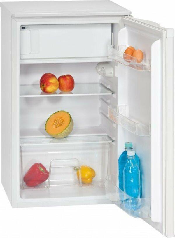 Bomann Kühlschrank mit Eisfach KS 163.1