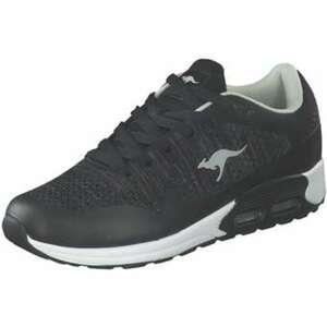 KangaROOS Kanga X 5000 Sneaker Jungen schwarz