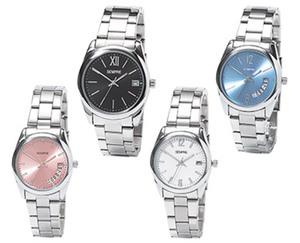 SEMPRE Armbanduhr mit Edelstahlband