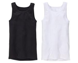 ROYAL CLASS CASUAL Feinripp-Unterhemd