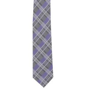 Rover & Lakes Comfort             Krawatte, kariert, Seide