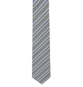 Rover & Lakes Comfort             Krawatte, Streifen, Seide