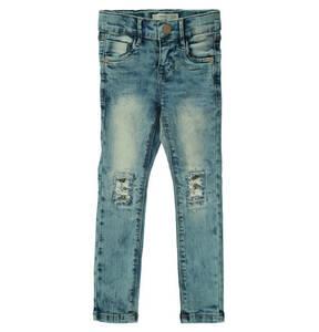 name it             Jeans, Skinny Fit, Waschung, Pailletten, für Mädchen