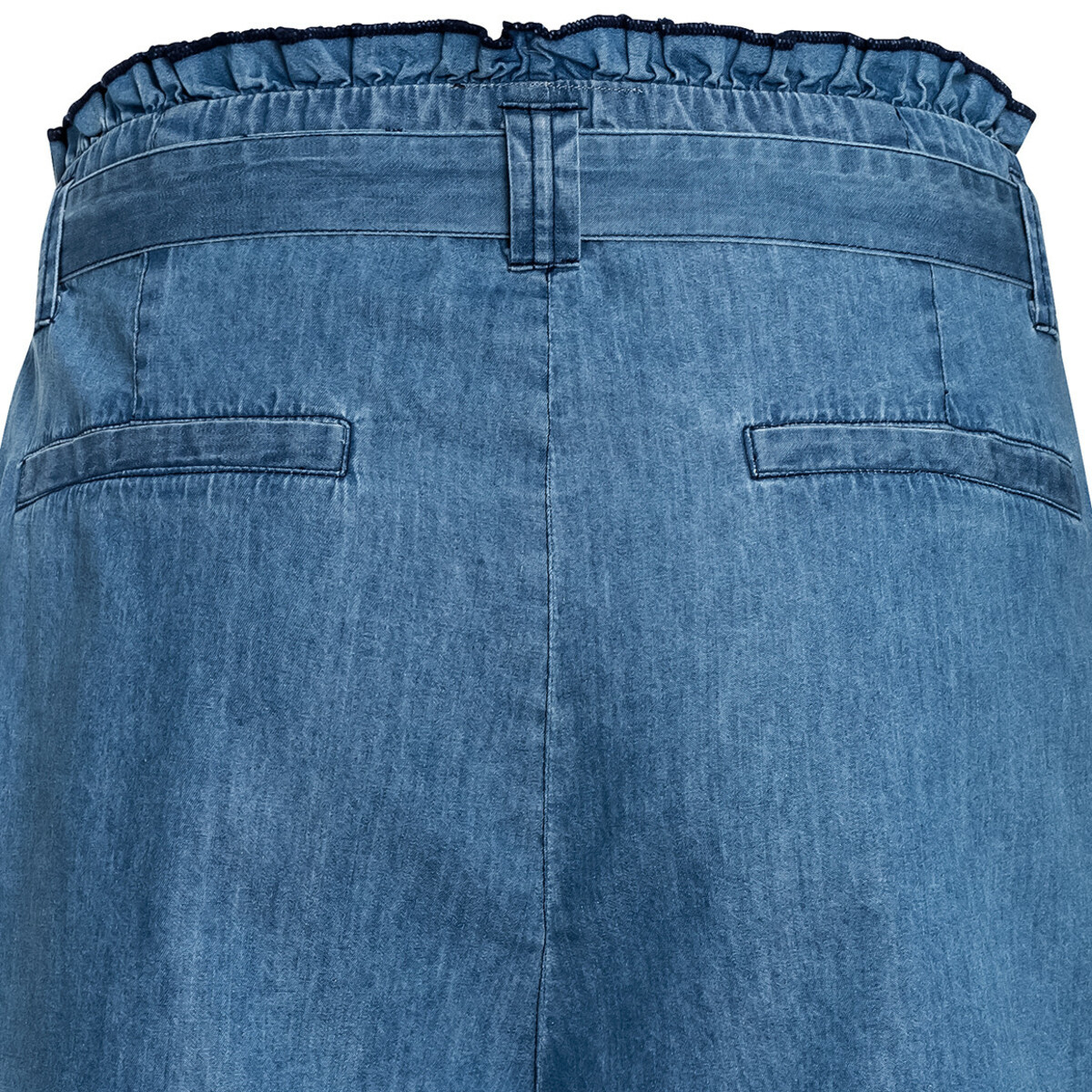 Bild 4 von Damen Shorts mit Bindegürtel