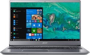 Acer Swift 3 (SF315-52-58HG) 39,6 cm (15,6´´) Notebook sparkly silver