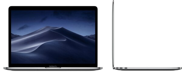 Apple MacBook Pro 13´´ (MV962D/A) spacegrau