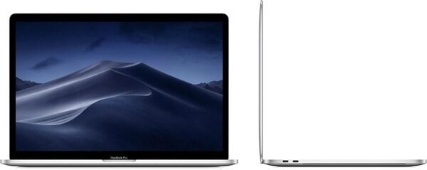 Apple MacBook Pro 15´´ (MV922D/A) silber