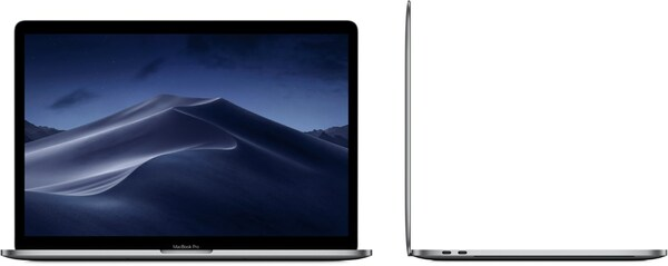 Apple MacBook Pro 15´´ (MV912D/A) spacegrau