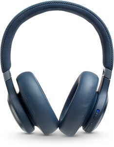 JBL LIVE 650BTNC Bluetooth-Kopfhörer blau