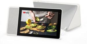 Lenovo Smart Display 8 Multimedia-Lautsprecher grau