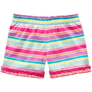 Mädchen Shorts im Streifen-Look