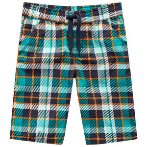 Jungen Shorts im Karo-Design