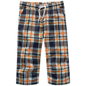 Jungen Shorts im Karo-Dessin