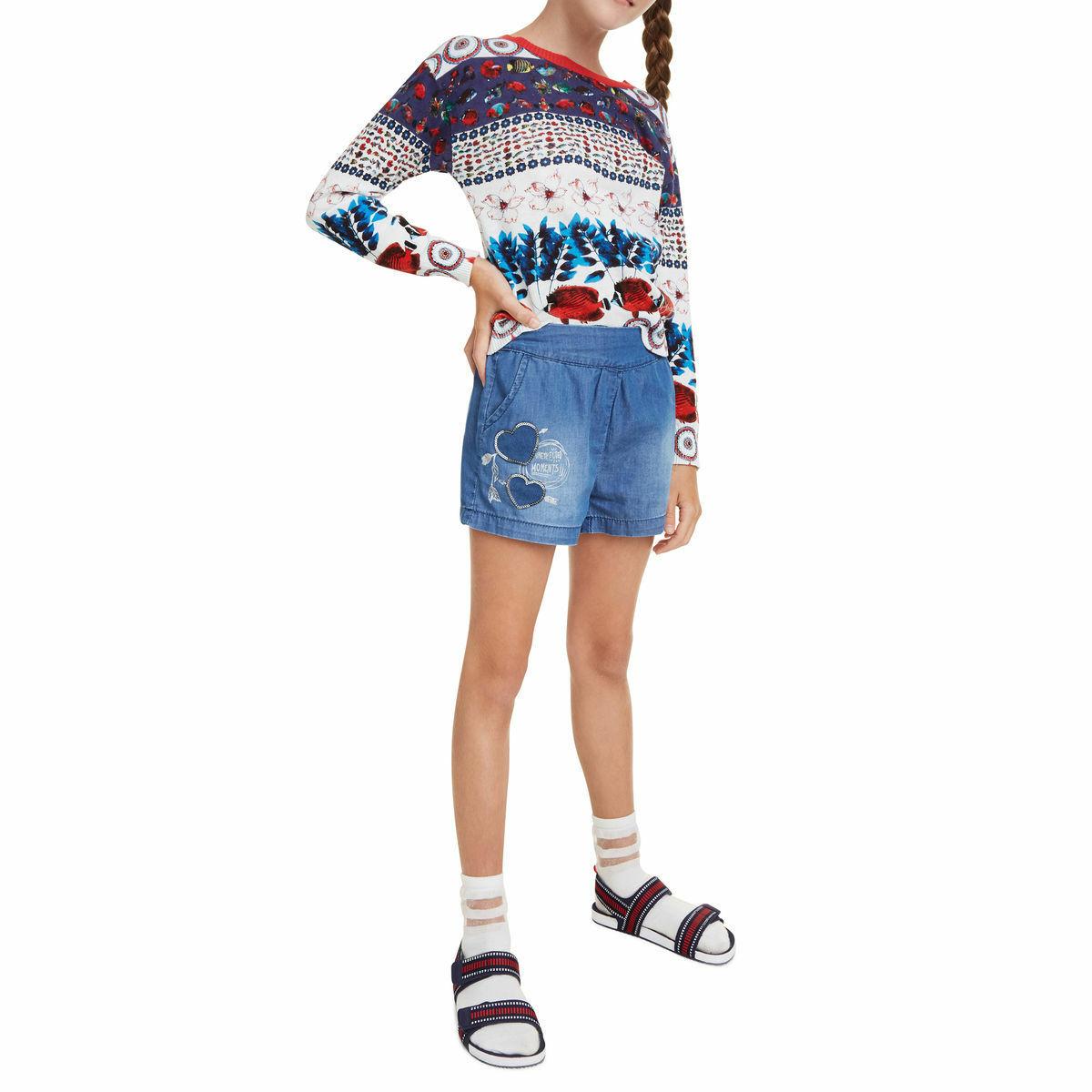 Bild 3 von Desigual Mädchen Jeansshorts