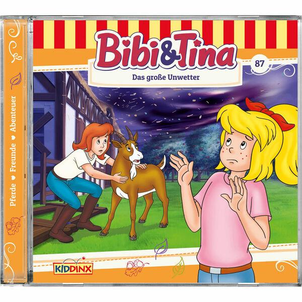 Busch CD - Bibi & Tina Folge 87
