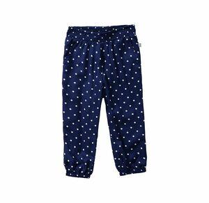 Liegelind Baby-Mädchen-Hose mit Punkte-Muster