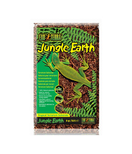 Exo Terra Jungle Earth, 8,8 Liter