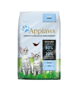 Applaws Kitten Grain Free Huhn, Trockenfutter, 7,5 kg