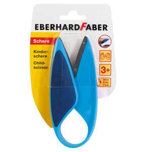 EBERHARD FABER             Kinderschere blau