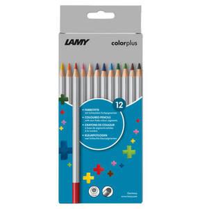 LAMY             Colorplus Farbstifte, 12er Set