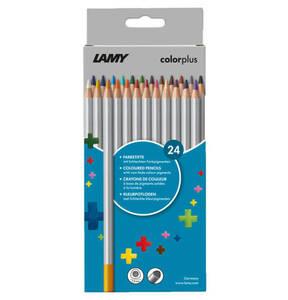 LAMY             Colorplus Farbstifte, 24er Set
