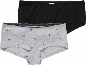 Panties Doppelpack Gr. 164 Mädchen Kinder