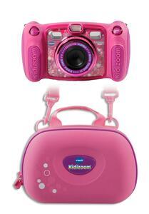 Vtech Kidizoom Duo 5.0 pink inklusive Tragetasche