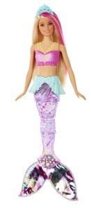 Barbie Dreamtopia Meerjungfrau mit Licht