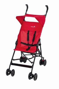 Safety 1st Buggy Peps mit Sonnendach plainred