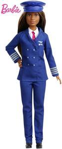 Barbie 60. Geburtstag Pilotin