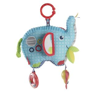 Fisher-Price Greifling Kleiner Spielelefant