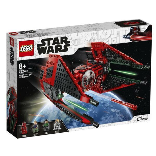 LEGO Star Wars 75240 Major Vonregs TIE Fighter