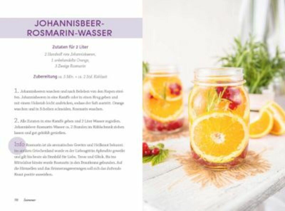 Bild 3 von Aromawasser Frische Rezepte mit Obst, Gemüse und Kräutern
