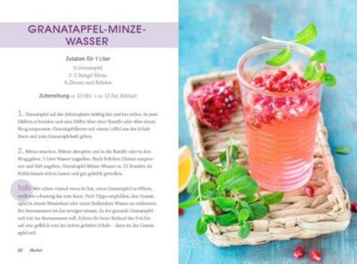 Bild 4 von Aromawasser Frische Rezepte mit Obst, Gemüse und Kräutern