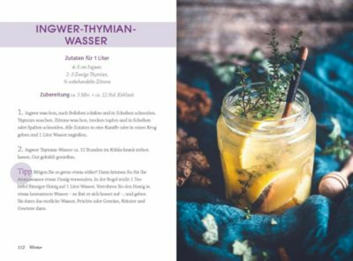 Bild 5 von Aromawasser Frische Rezepte mit Obst, Gemüse und Kräutern
