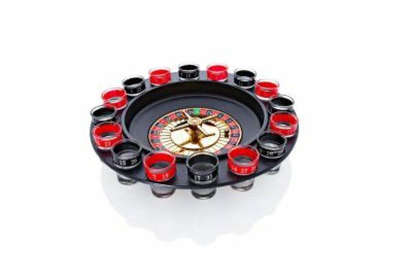 Trinkspiel Roulette