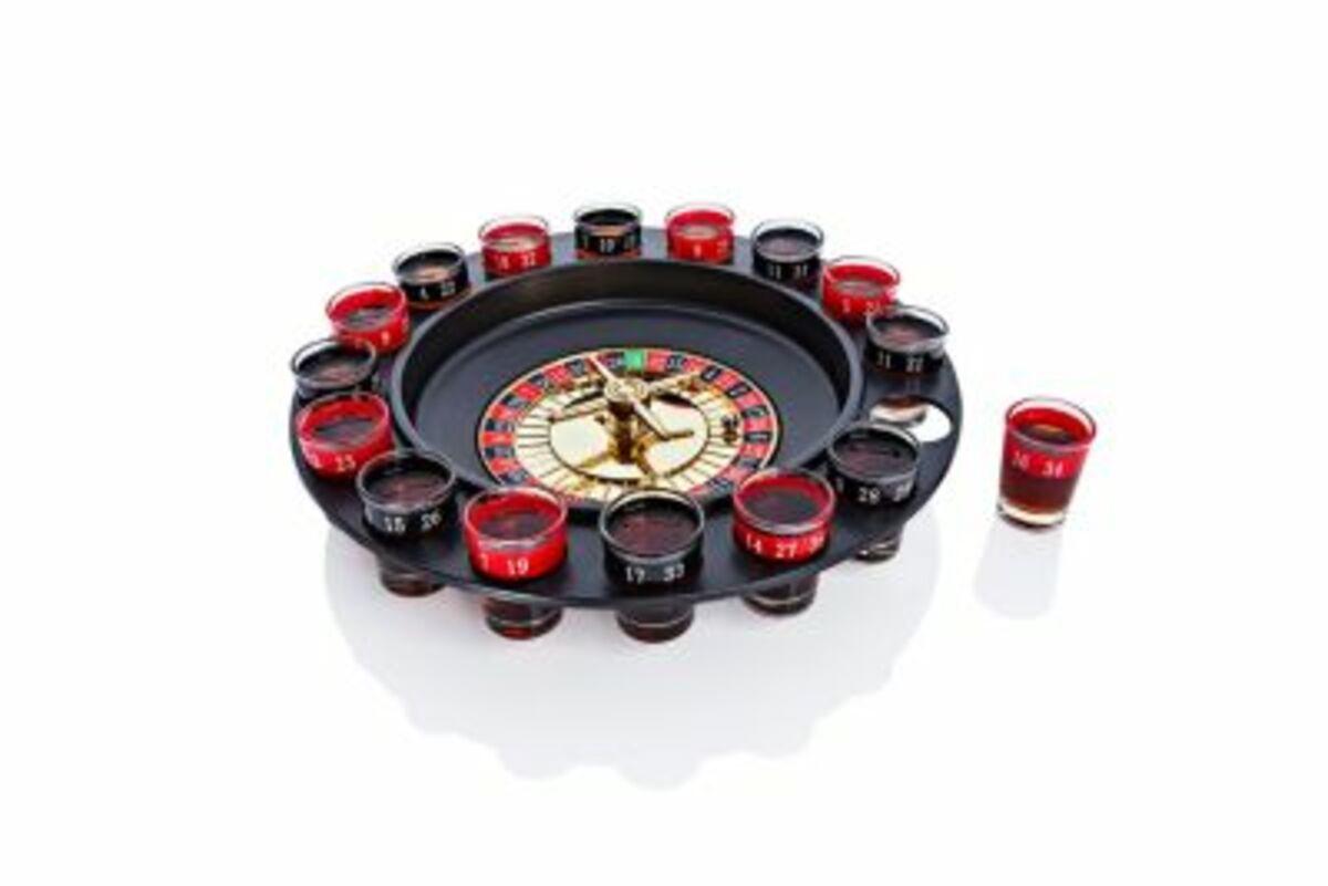 Bild 2 von Trinkspiel Roulette