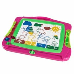 Super Color Doodle Zaubermaltafel, pink