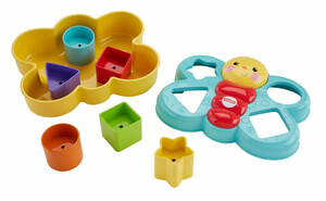 Fisher-Price Sortierspaß-Schmetterling