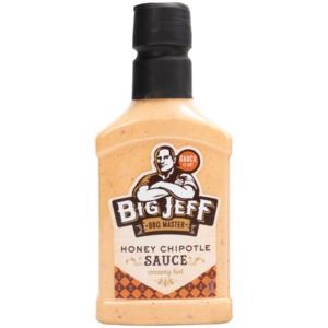 Big Jeff Honey Chipotle Sauce