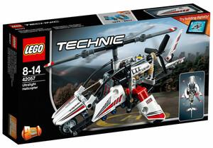 Lego Ultraleicht-Hubschrauber