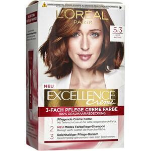 L'Oréal Paris Excellence Creme 5.3 helle Kastanie