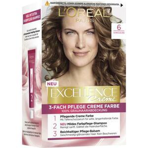 L'Oréal Paris Excellence Creme 6 dunkelblond