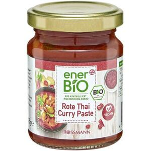 enerBiO Rote Thai Curry Paste 1.59 EUR/100 g