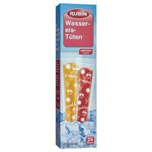 RUBIN Rubin Wassereis-Tüten